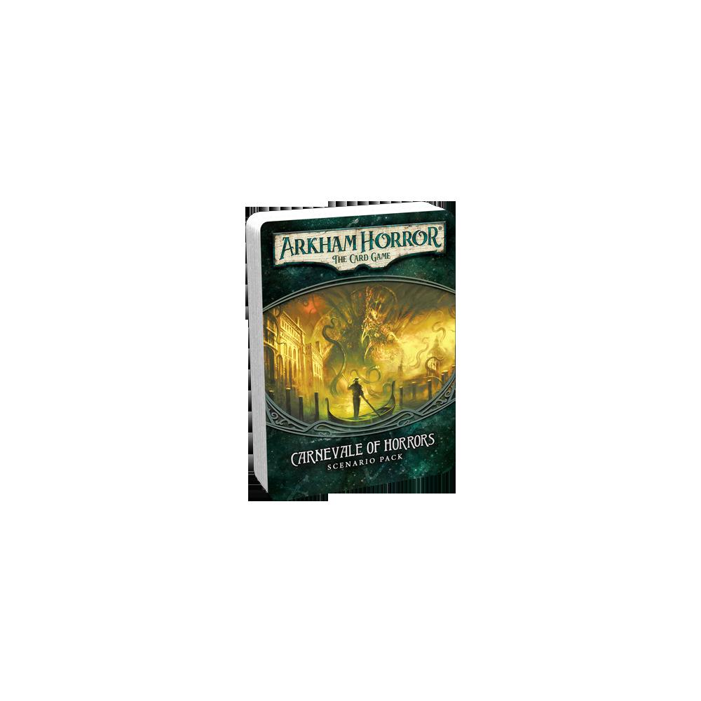 Arkham Horror: The Card Game - Carnevale of Horrors Scenario Pack