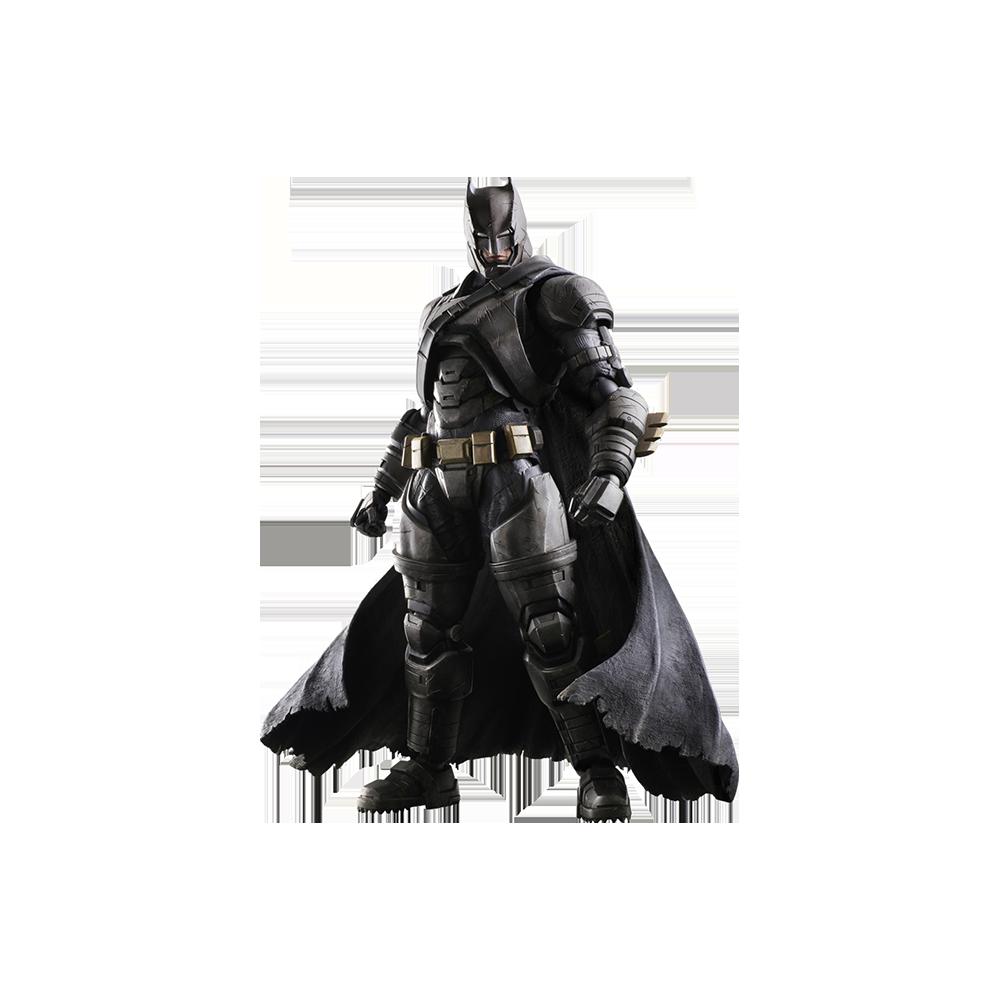 Play Arts Kai Action Figure: Batman Armored Variant