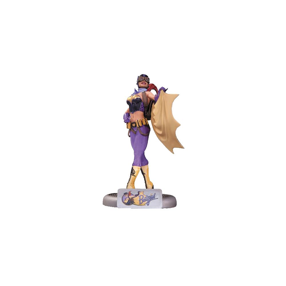 DC Comics Bombshells: Batgirl Statue