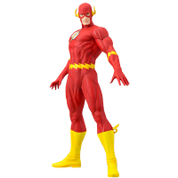 DC Comics: Flash Artfx+ Statue