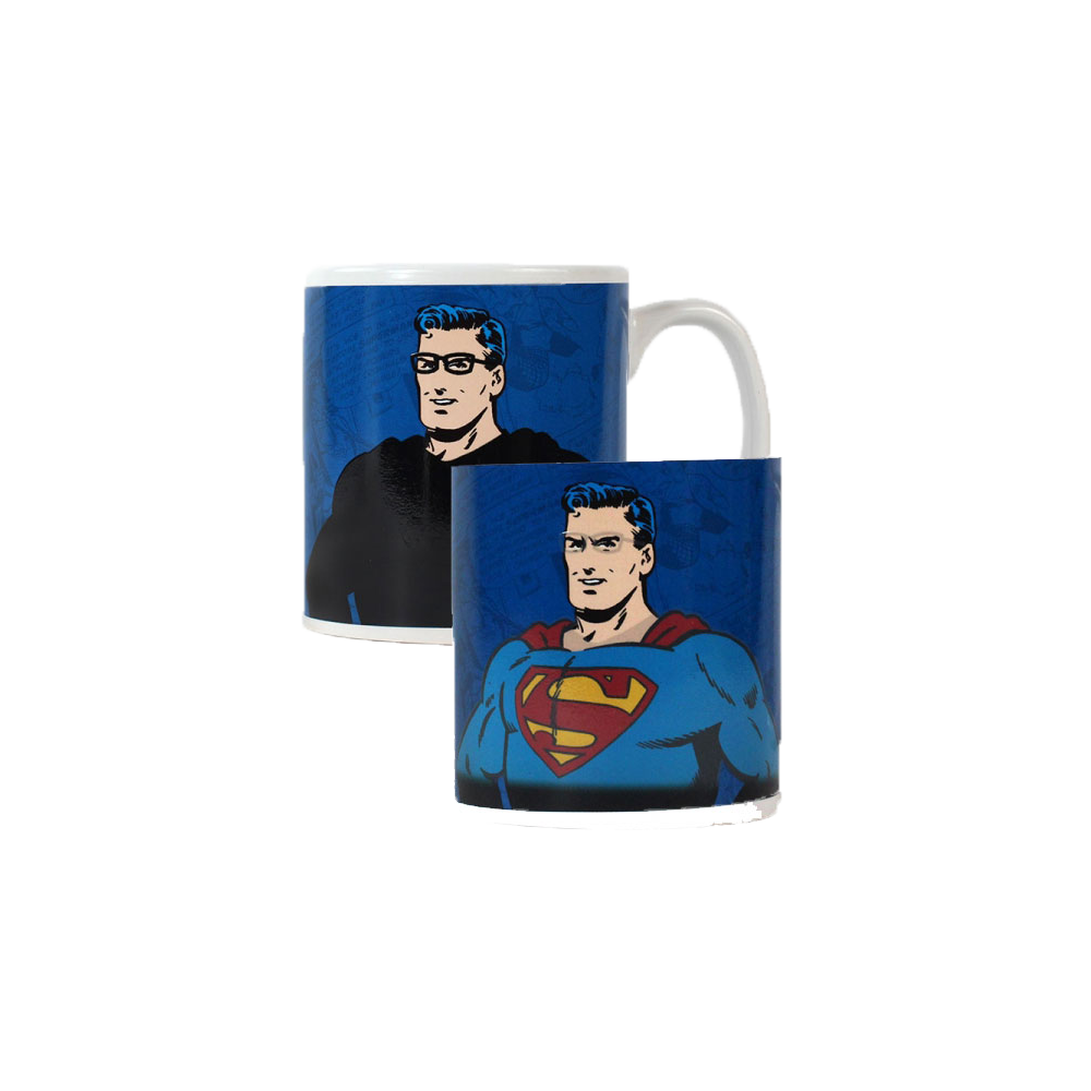 DC Comics: Cană Termosensibilă Clark Kent