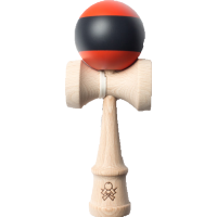 Kendama Sweets Single Stripe Grey Orange