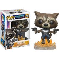 Funko Pop: Guardians of the Galaxy vol 2 - Rocket Blasting