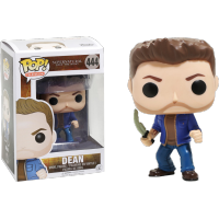 Funko Pop: Supernatural - Dean with Knife