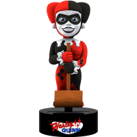 Harley Quinn Solar Powered Body Knocker