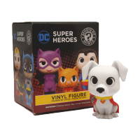 Mystery Mini Blind Box: DC Universe - Heroes with Pets