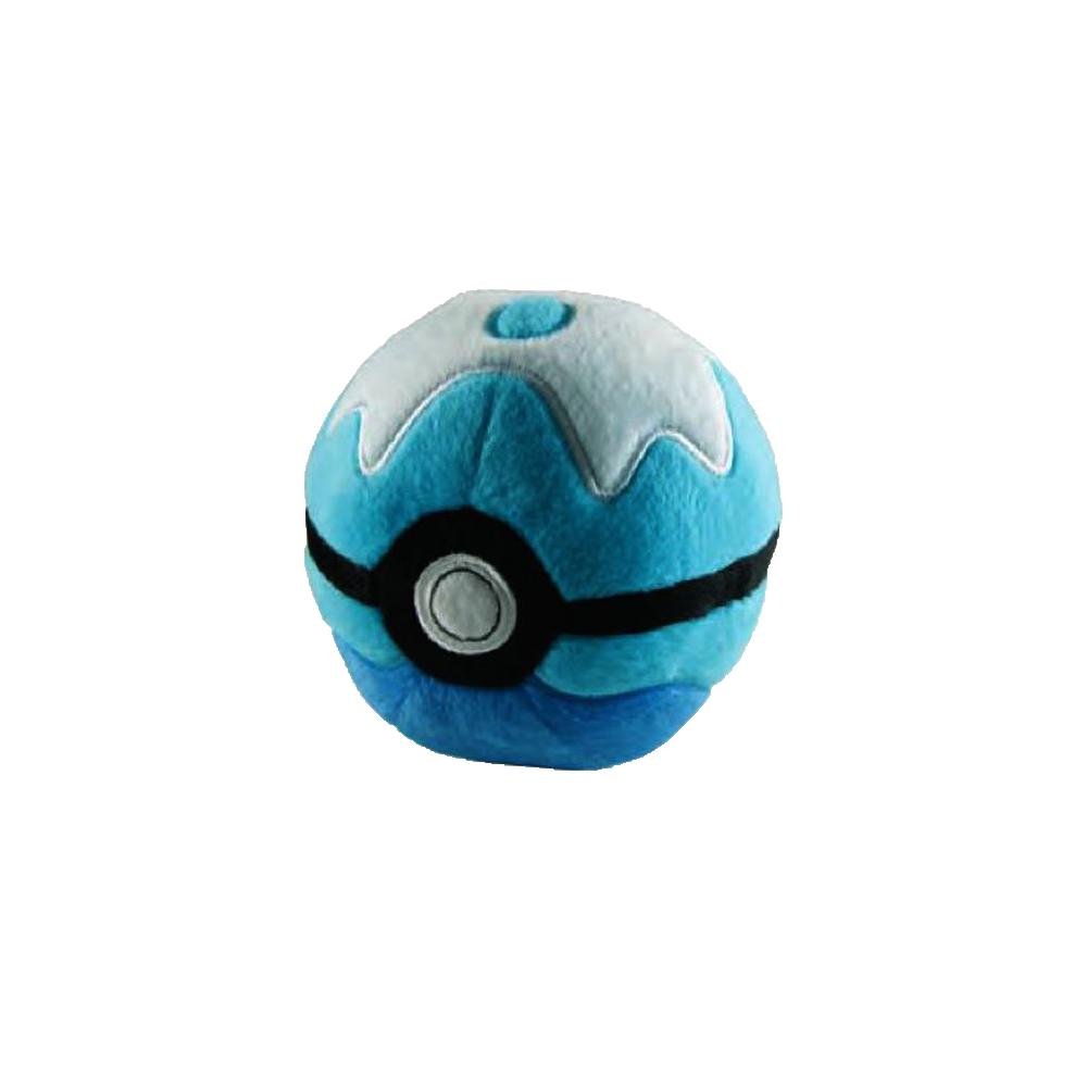 Pokemon: PokeBall pluș - Dive Ball