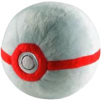 Pokemon: Poke Ball pluș - Premier Ball
