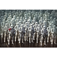 Star Wars The Force Awakens - Stormtrooper Army Maxi Poster