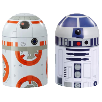 Star Wars BB-8 and R2-D2 Storage Jar Set