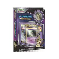 Pokemon Trading Card Game: Mimikyu Pin Collection