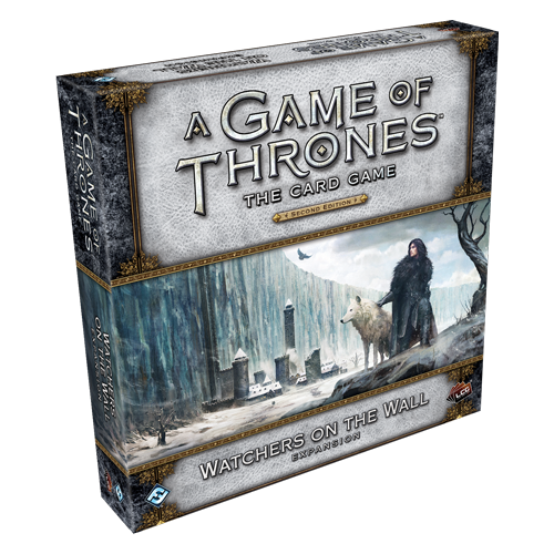 A Game of Thrones: The Card Game (ediția a doua) – Watchers on the Wall