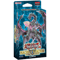 Yu-Gi-Oh!: Structure Deck Machine Reactor