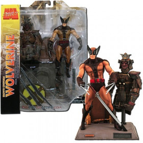 Marvel Select: Brown Wolverine