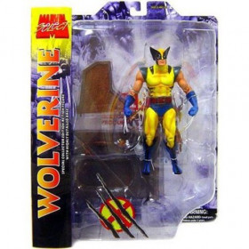 Marvel Select: Wolverine Action Figure