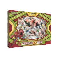 Pokemon Trading Card Game: Scizor-EX Box