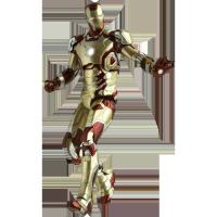 Marvel: Figurină Iron Man 3 Mark XLII