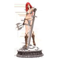 Women Dynamite: Figurină Red Sonja