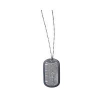 Resident Evil: Dog Tag cu Logo Umbrella Corp