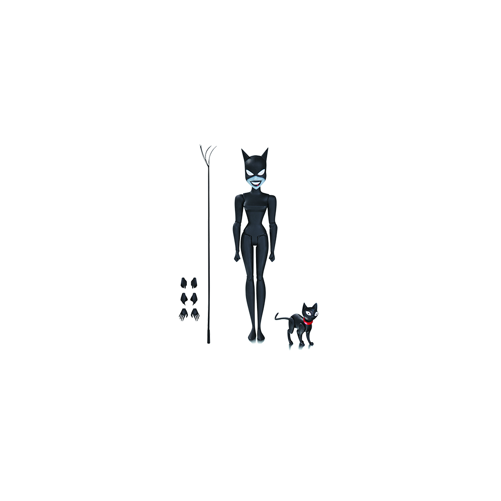 Batman Animated: New Batman Adventures - Catwoman