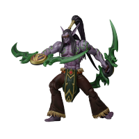 Blizzard's Heroes of The Storm Series - Illidan Stormrage