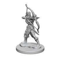 D&D Nolzurs Marvelous Unpainted Miniatures: Elf Female Ranger