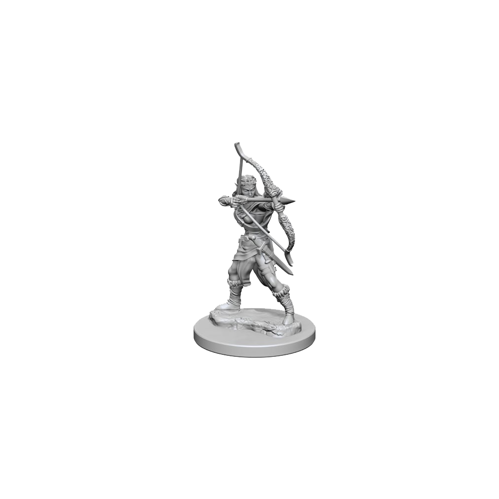 D&D Nolzurs Marvelous Unpainted Miniatures: Elf Female Ranger