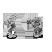 D&D Nolzurs Marvelous Unpainted Miniatures: Gnolls