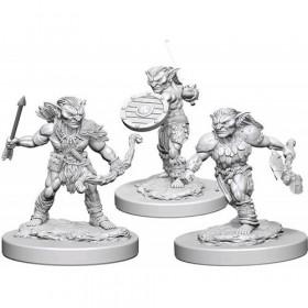 D&D Nolzurs Marvelous Unpainted Miniatures: Goblins