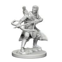 D&D Unpainted Miniatures: Human Male Ranger