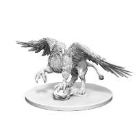 D&D Unpainted Miniatures: Griffon