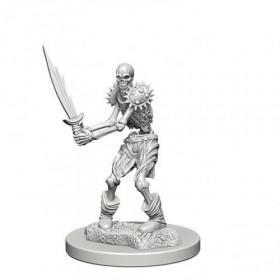 D&D Unpainted Miniatures: Skeletons