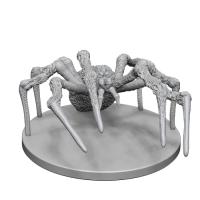 D&D Unpainted Miniatures: Spiders