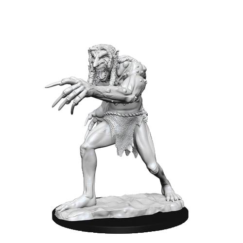 D&D Unpainted Miniatures: Troll