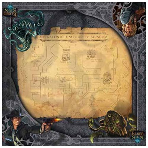 Elder Sign Gamemat