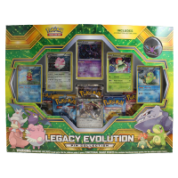 Pokemon Trading Card Game: Legacy Evolution Pin Collection