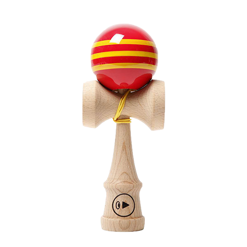Kendama Play Pro II K Triple Stripe Red Dragon