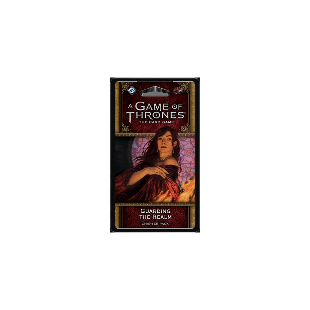 A Game of Thrones: The Card Game (editia a doua) - Guarding the Realm
