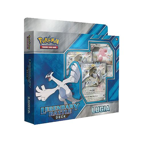 Pokemon Trading Card Game: Legendary Battle Deck - Lugia