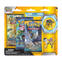 Pokemon Trading Card Game: Legendary Beasts Collector's Pin 3-Pack Blister - Raikou