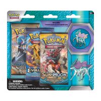 Pokemon Trading Card Game: Legendary Beasts Collector's Pin 3-Pack Blister - Suicune