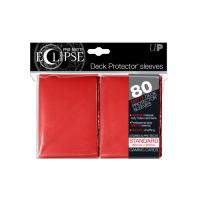 Ultra PRO Sleeves: Pro-Matte Eclipse (80)