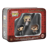 Funko Pop: Game of Thrones - Cutie Mini 3-Pack