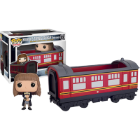 Funko Pop: Harry Potter - Hogwarts Express Engine with Hermione