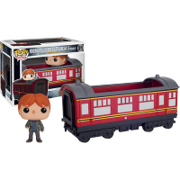 Funko Pop: Harry Potter - Hogwarts Express Engine with Ron