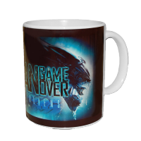 Cană Alien: Game Over Man