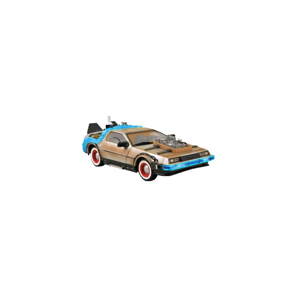 BTTF Time Machine Mark III Car