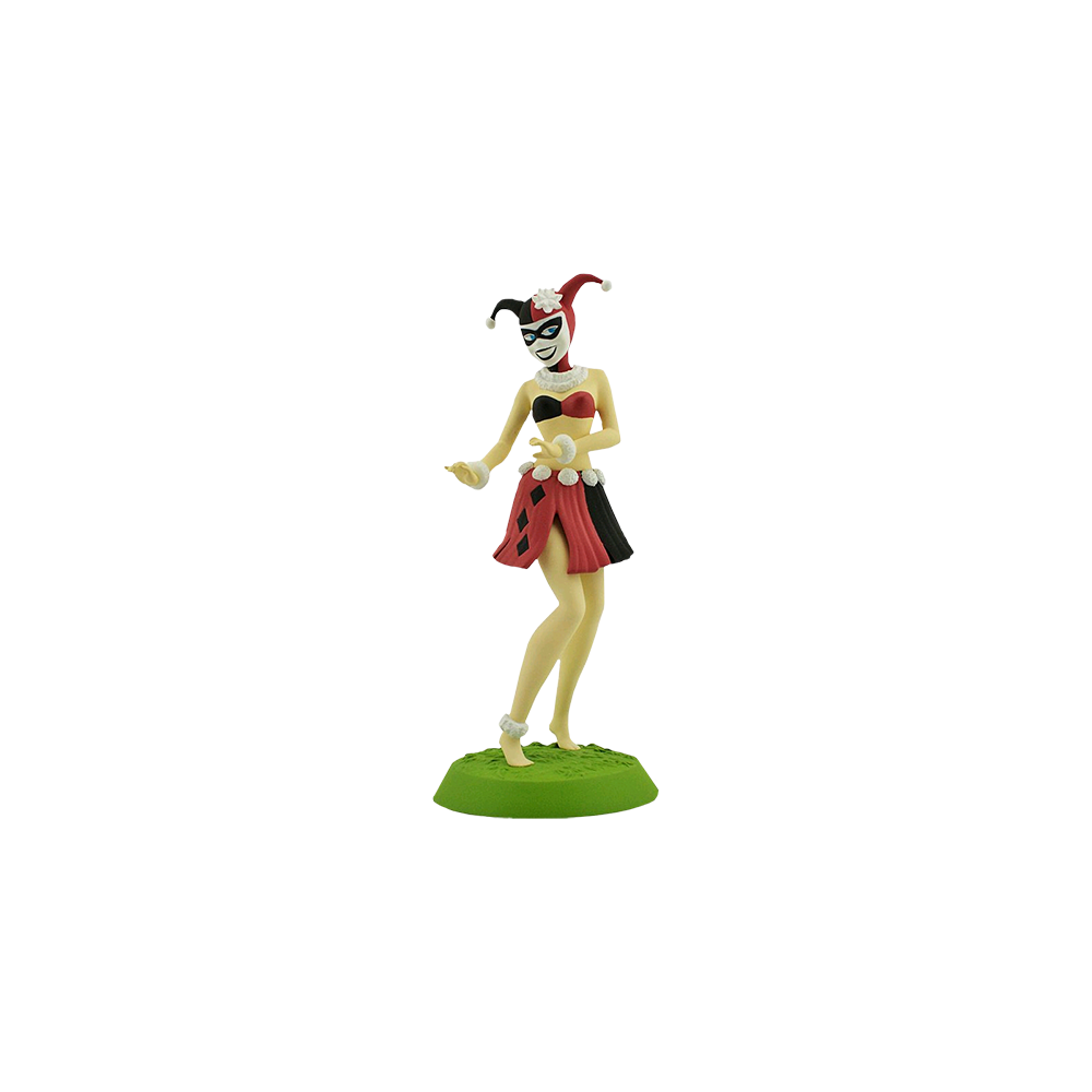 DC Comics: Bobble-Figure Harley Quinn Hula Girl