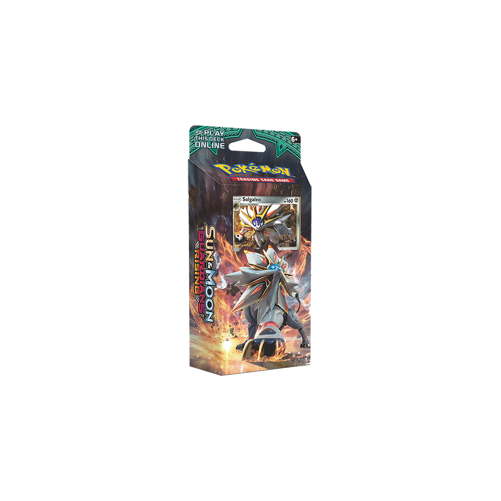 Pokemon Trading Card Game: Guardians Rising - Steel Sun