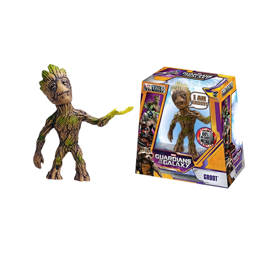 Guardians of the Galaxy: Metals Diecast Mini Figure Groot